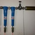 硐室用壓風過濾系統