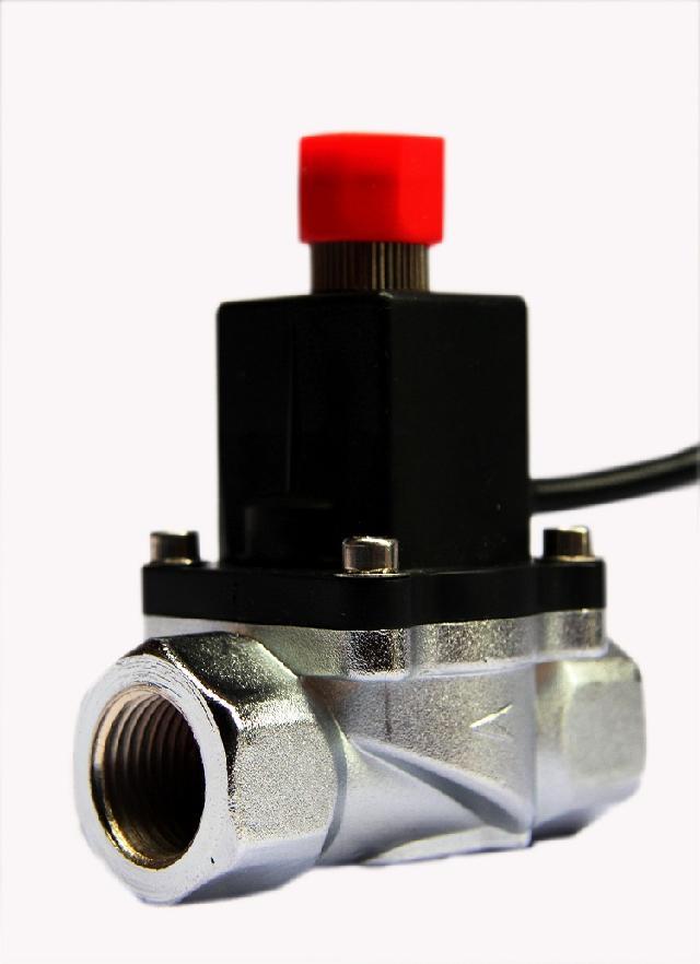 燃气切断阀燃气紧急切断阀燃气紧急切断电磁阀图片