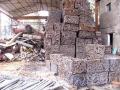 上海地区长期回收废钢压包