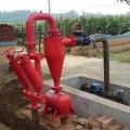 四川厂家供应 农用过滤器 塑料过滤器离心网式过滤器