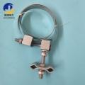 光纜金具桿用引下線夾 OPGW光纜金具配置