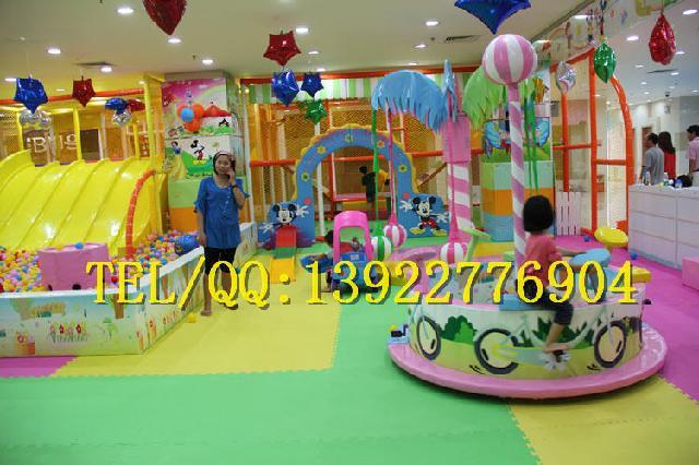 汕尾市室內兒童樂園設備廠家游樂設施生產商