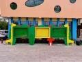幼兒園綠色宣傳欄