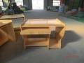 供應幼兒園木制兒童桌椅