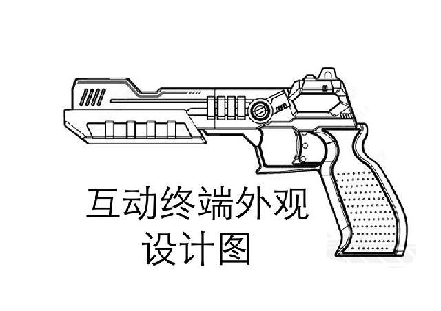 工业设计枪手绘图