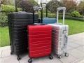 廠家現貨直銷全鋁鎂合金拉桿箱萬向輪行李箱密碼箱旅行箱