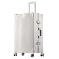 廠家生產批發鋁框拉桿箱萬向輪行李箱密碼箱旅行箱托運箱