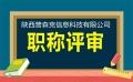 2021年陜西省高級工程師職稱評審條件說明