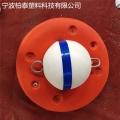廠家直銷80公分山東海上網箱養殖PE浮球 內湖 河道