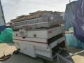 出售二手木工機械設備展鴻7M-2480B覆膜機