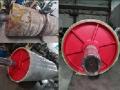 廠家承接舊輥翻新 來料包膠 滾筒代加工