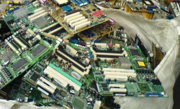 镀金电路板回收