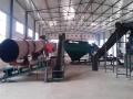 牛糞有機肥生產線 雞糞生產線尺寸 豬糞有機肥發酵設備