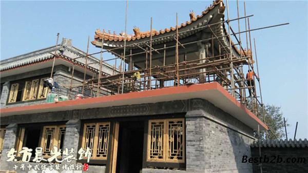 古建筑装修设计施工项目,资深的古建工程师,专业是古建施工团队,值得