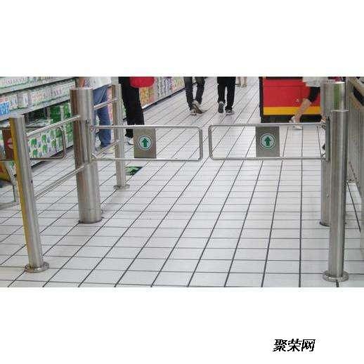 鑫翼通超市感应门,超市单向入口门禁