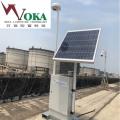森林防火雷電預警系統 天氣預報防雷系統大氣電場儀