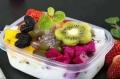 西安哪教酸奶水果杯做法 水果撈飲品糕點培訓