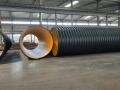 300钢带波纹管¡¢钢带排污波纹管