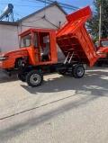 工程車 18馬力2噸載重柴油三輪 時風款農用三輪車廠