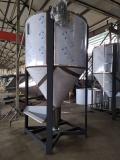 不銹鋼立式混料機poe塑料烘干攪拌機