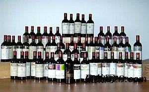 承德回收86年奥比昂红酒瓶价格表 报价合理