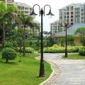 河北庭院燈 3米30瓦歐式庭院燈供應