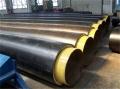 供熱水用聚氨酯保溫鋼管