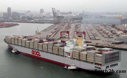 上海出口到泰国曼谷散货拼箱海运专线