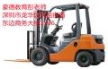 深圳大鵬新區報考叉車證需要的資料以及材料