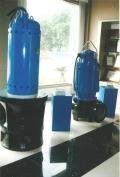 江苏杜安环保350ZQB-70潜水轴流泵安装尺寸