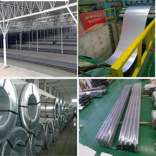 用作钢结构的保温隔热彩钢夹芯板 其芯材是以玄武及其它天然矿石等为.
