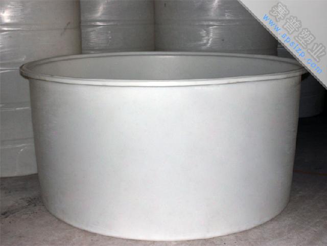 5吨敞口塑料圆桶,食品加工塑料桶批发