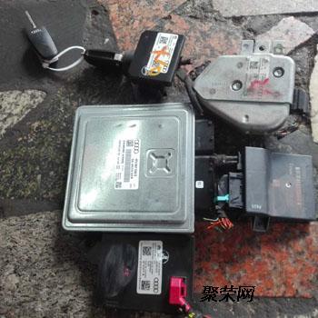 手机验证奥迪a6发动机电脑 点火锁 车身电脑 方向柱电脑 波箱电脑