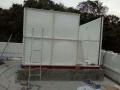 整體水箱 水箱 玻璃鋼組合式水箱外形美觀