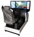 三屏汽車駕駛模擬器
