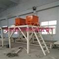 模箱壓制成型勻質板 水泥基聚苯顆粒板設備 云翔機械