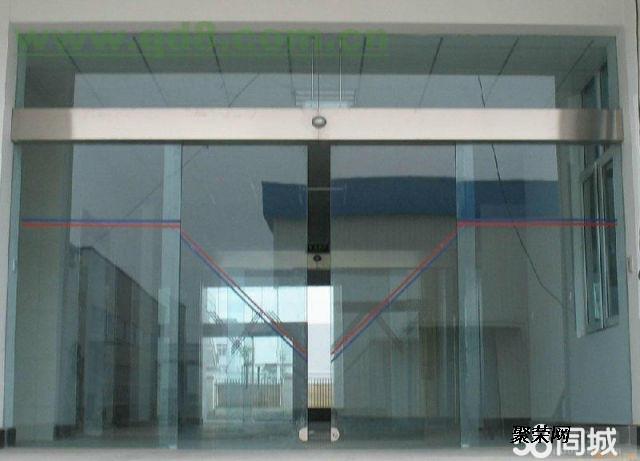新城区安装玻璃门维修自动门维修感应门