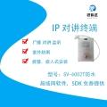 智慧燈桿 IP對講一鍵求助終端SV-6002T