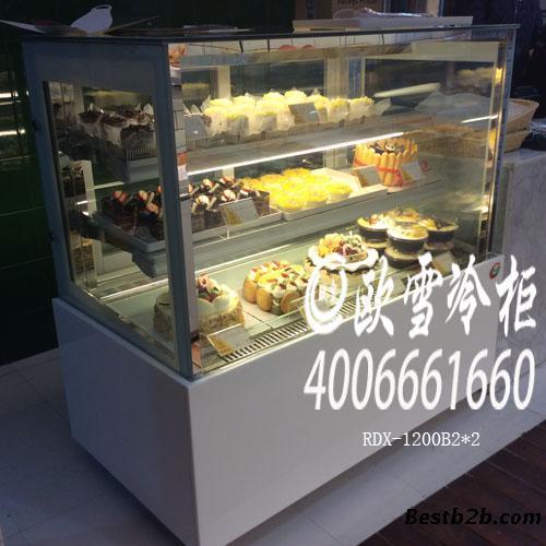 欧雪供应广州中山中岛蛋糕柜