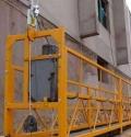 甘肅蘭州手動吊籃和定西手動吊籃出租廠家