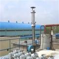 广西沼气配套工程DN50外燃式火炬的工作原理及特点