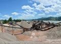 时产200-300方鹅卵石制砂设备选择YO