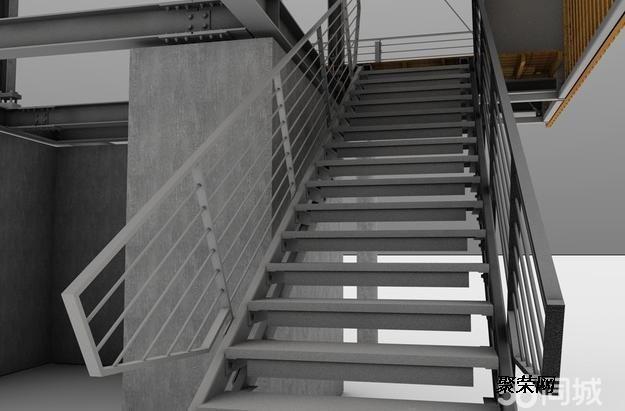 手机验证石家庄巨鸿钢结构阁楼安装铁艺楼梯阳光房安装设计