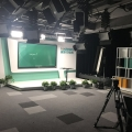 建設一個真三維超清虛擬校園演播室
