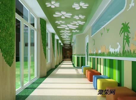宜宾县幼儿园装修设计怎么规划好 宜宾早教中心设计效果图
