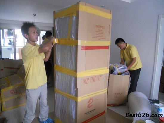 5,需要做木箱,我们有专业木工制作人员制作.