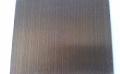 彩色黑钛拉丝不锈钢板