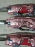 電動工具噴漆銅模