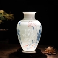 景德鎮陶瓷大魚缸大花盆風水缸定做旅行茶具套裝功夫茶具