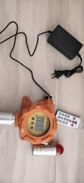 重慶在線式油漆濃度探測器DX-100集中控制